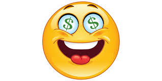 emoji money