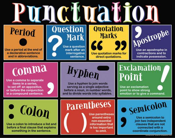 puncuation-marks